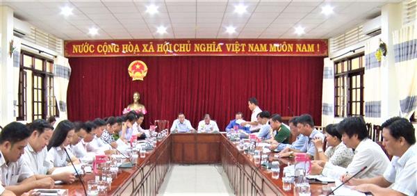 Quận ủy Huyện ủy
